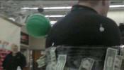 在超市里遇到的有钱人