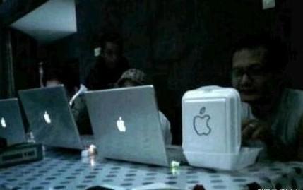 不就苹果嘛,哥也有